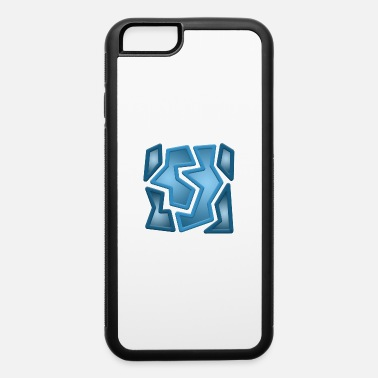 Minimum Cracky - iPhone 6/6s Rubber Case