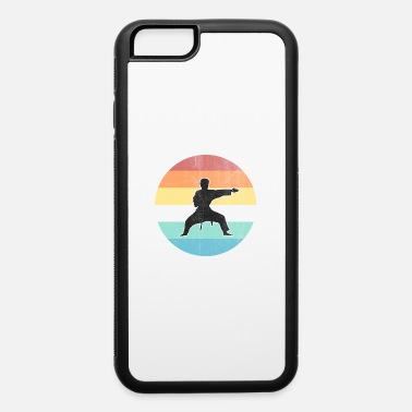 Fighter Karate - iPhone 6/6s Rubber Case