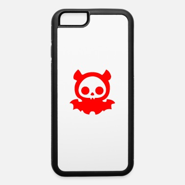 Batting Helmet vampire bat - iPhone 6 Case