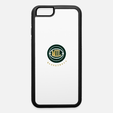 Baseball MIL THROWBACK - iPhone 6/6s Rubber Case
