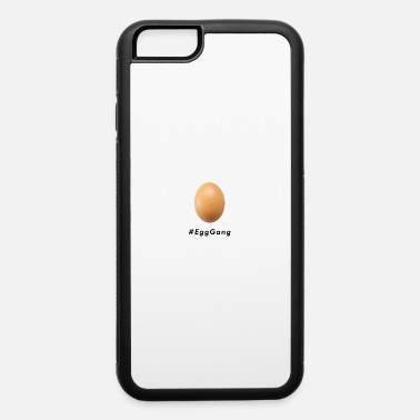Instagram World Record Egg Gang Hashtag - iPhone 6/6s Rubber Case