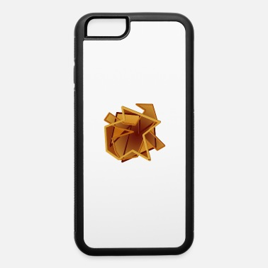 Primal Yellow Etcetera - iPhone 6/6s Rubber Case