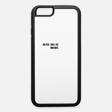 Relationship Just do it - iPhone 6/6s Rubber Case