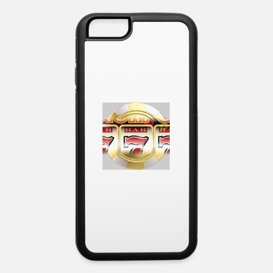 Vegas iPhone Cases - Casino - iPhone 6 Case white/black