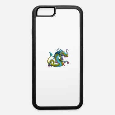 Glider Metal Dragon Mechdragon Dragon of Metal - iPhone 6 Case