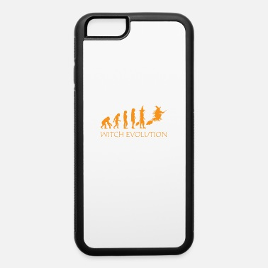 Witch Evolution Halloween Funny Costume Witch Evolution Halloween Funny Costume - iPhone 6 Case