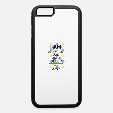Summer Great in bed sleep for days - iPhone 6 Case