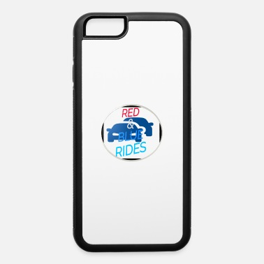 RED & BLUE RIDES - iPhone 6 Case