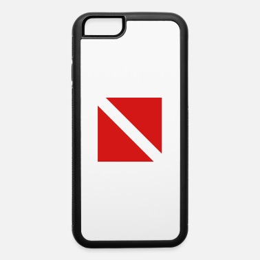 Dive Flag Diving flag - iPhone 6 Case