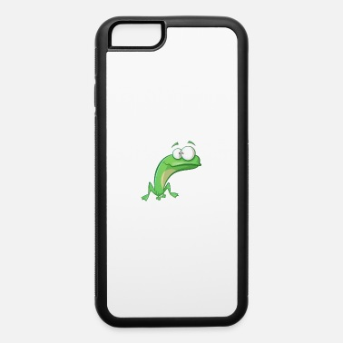 Greenpeace Green Frog Crazy - iPhone 6 Case