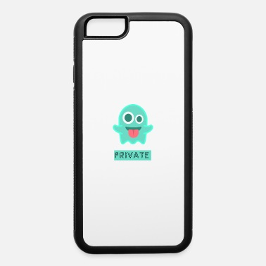 Private private Snapchat - iPhone 6 Case