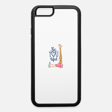 Jolly Roger Hand drawn cute giraffe - iPhone 6 Case