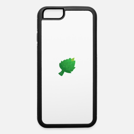 Vegetables iPhone Cases - Fruit Vegetable Artichoke Gift Idea - iPhone 6 Case white/black