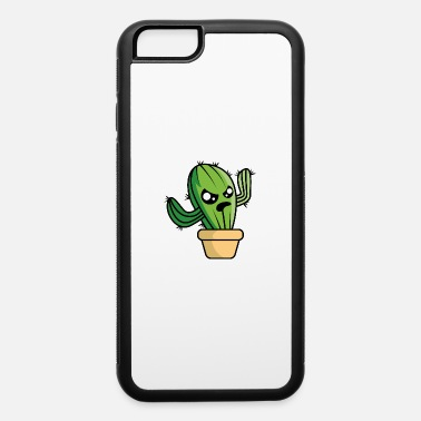Angry Cactus Angry cactus - iPhone 6 Case