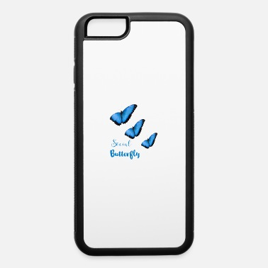 social butterfly - iPhone 6 Case