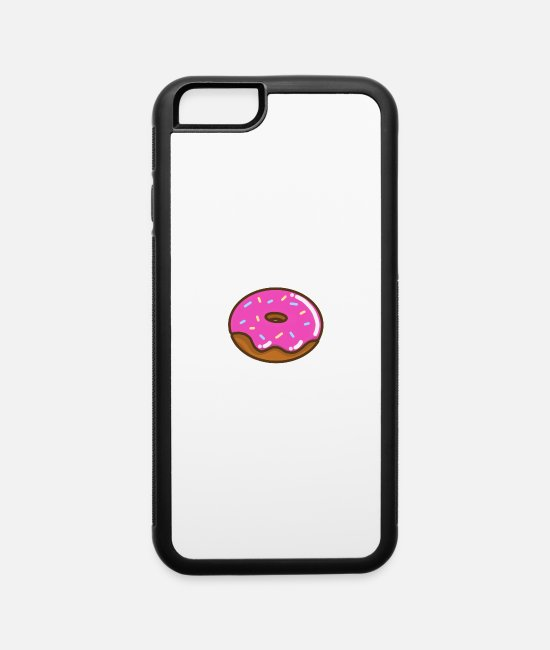 Yummy iPhone Cases - Doughnut =) - iPhone 6 Case white/black