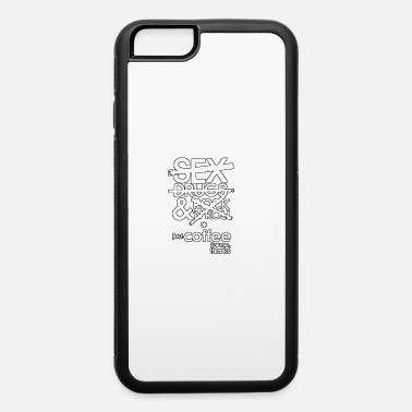 Marine Coffee t shirt - iPhone 6 Case