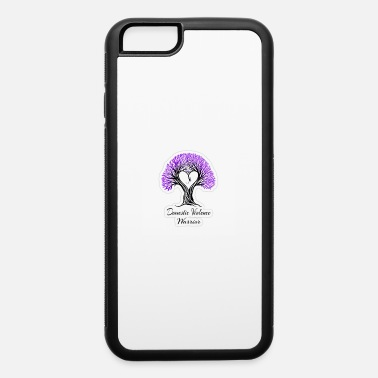 Domestic Domestic Violence Warrior - iPhone 6 Case