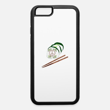 Make Sushi, Not War - iPhone 6 Case