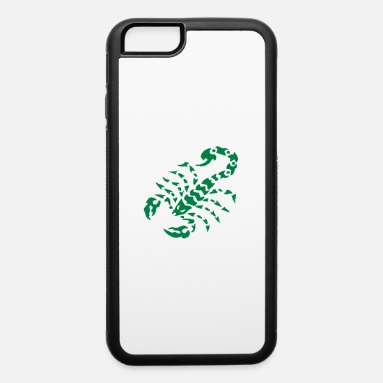 Love iPhone Cases - scorpion Tribal - iPhone 6 Case white/black