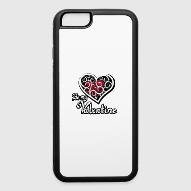 Valentine's Day Valentine's Day, Be my Valentine - iPhone 6/6s Rubber Case
