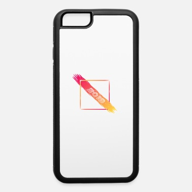 Modern art 2018 - iPhone 6 Case