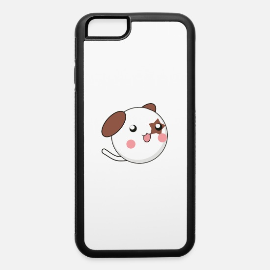 Dog Owner iPhone Cases - dog - iPhone 6 Case white/black