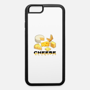 Cheese Fan Cheese design,food, milk product, cheese lover - iPhone 6 Case