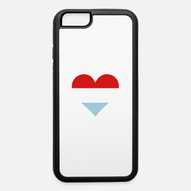 Holland A Heart For Holland - iPhone 6/6s Rubber Case