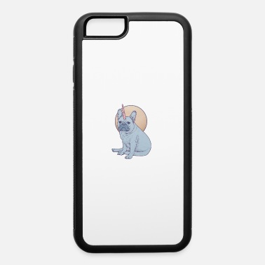 Creature Mythical Creature, Pug Unicorn, Dog Unicorn - iPhone 6 Case