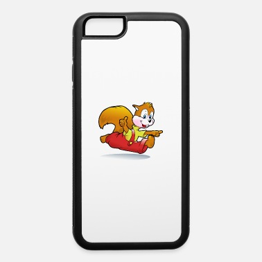 Squirrel Squirrel Cartoon - iPhone 6 Case