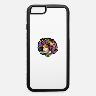 Afro AFRICA WOMAN AFRO Hoodie - iPhone 6 Case
