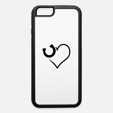 Horseshoe horseshoe - iPhone 6 Case