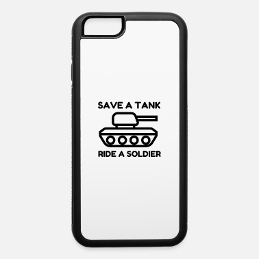 Military Save A Tank - iPhone 6/6s Rubber Case