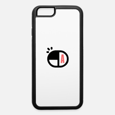 Name Tag Name Tag - iPhone 6/6s Rubber Case