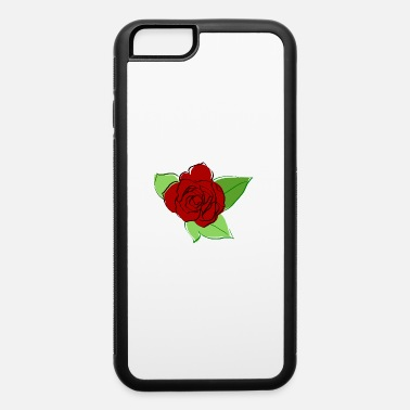 Blume Rose Blume - iPhone 6/6s Rubber Case