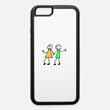 Couples couple - iPhone 6 Case