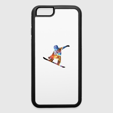 Snowboard - iPhone 6/6s Rubber Case