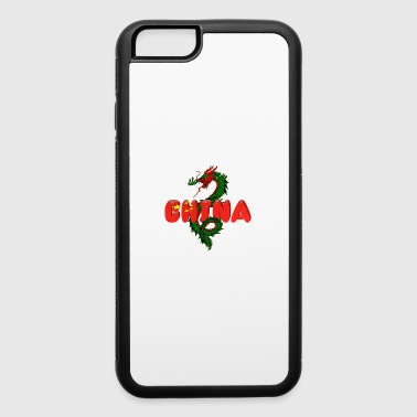China dragon - iPhone 6/6s Rubber Case