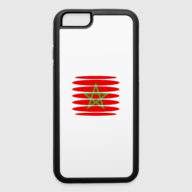 Morocco Marokko - iPhone 6/6s Rubber Case