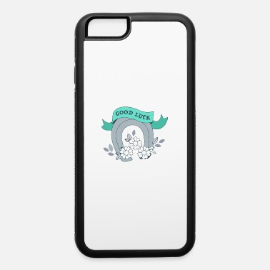 Horseshoe Lucky Horseshoe - iPhone 6 Case