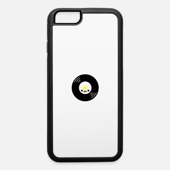 Your Mom iPhone Cases - You Spin Me - iPhone 6 Case white/black