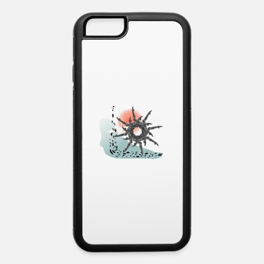 Wheel The Wheel - iPhone 6/6s Rubber Case