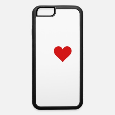 Glaser I Love Cheese - iPhone 6 Case