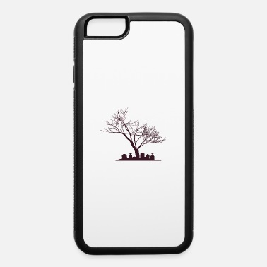 Haunted Tree & Grave | Halloween - iPhone 6 Case