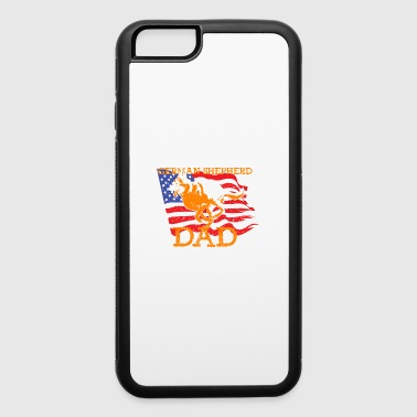 German Shepherd Dad - iPhone 6/6s Rubber Case