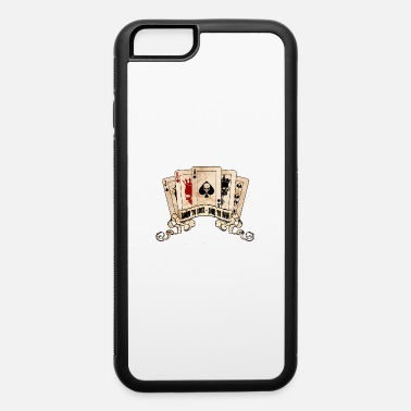 Bluff Born To Lose Live To Win - iPhone 6/6s Rubber Case