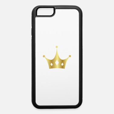 Golden Crown Golden royal crown vip king monarch vector image - iPhone 6 Case