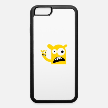 Monster A Monster With A Monster Doll - iPhone 6 Case