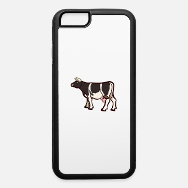 Animal Animal Animals Cow Farm Tier Verbs 2024102 - iPhone 6 Case